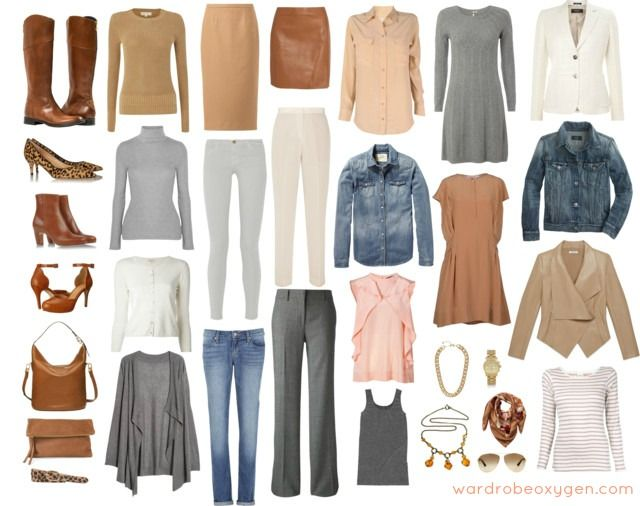 Capsule Wardrobe Fall Amp Winter Morganize With Me Morgan Tyree