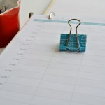 How to Organize a Planner that Works