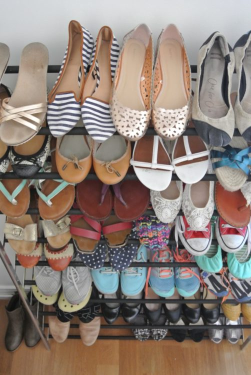 Shoes Decluttering