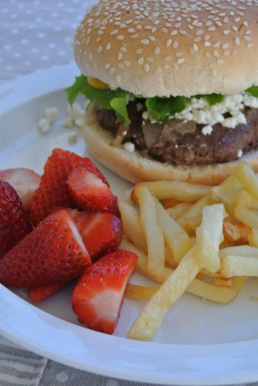 Greek Burgers
