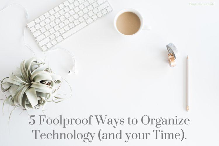 Organizing Technology