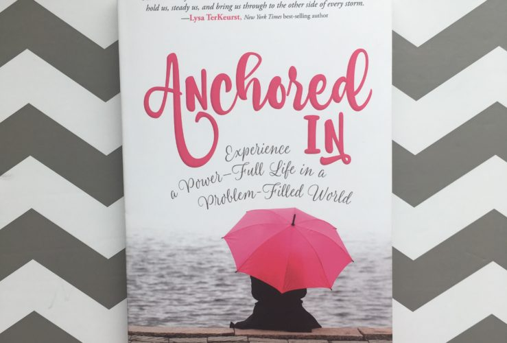 Anchored In – Giveaway!
