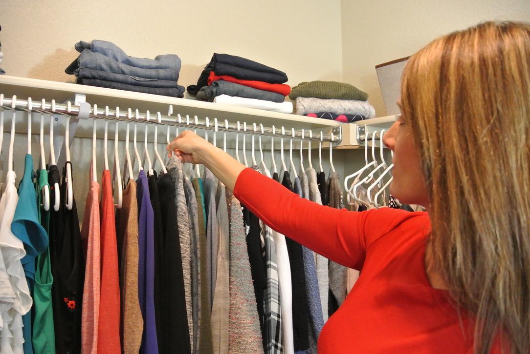 Clothes Closet Organization Morganize With Me Morgan Tyree