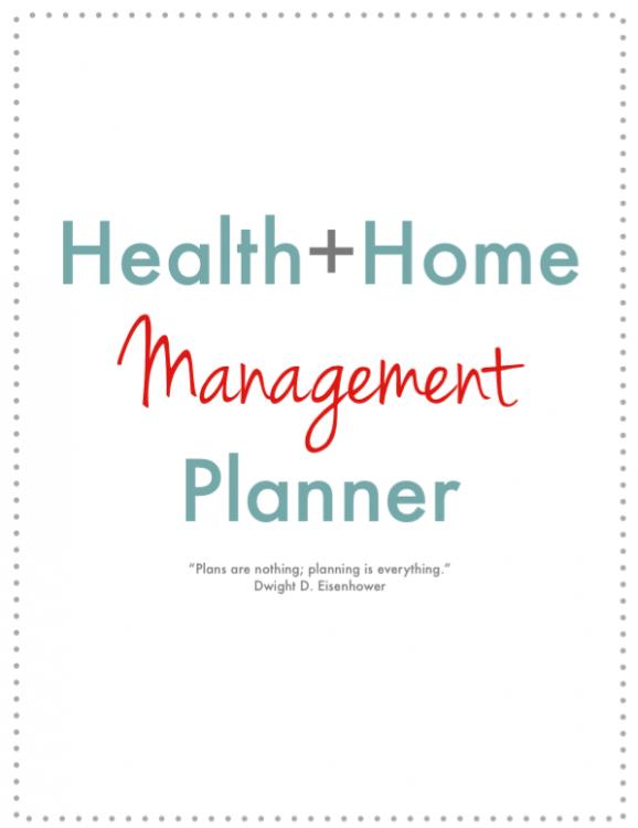 Organizing Planner